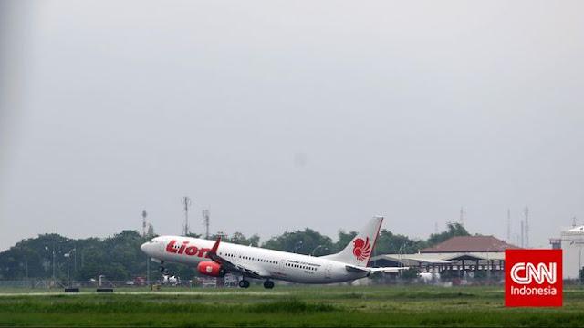 Pesawat Lion Air di Bengkulu Senggol Tiang, Sayap Robek