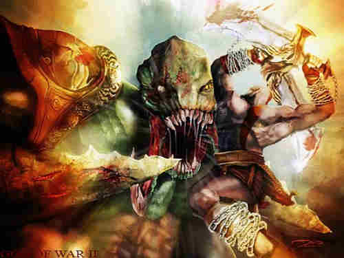 God of War 2 Game Free Download - PcGameFreeTop: Full
