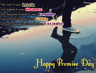 Happy Promise Day 2017 Images and Pictures
