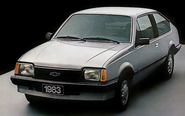 Chevrolet Monza 1983 1.8