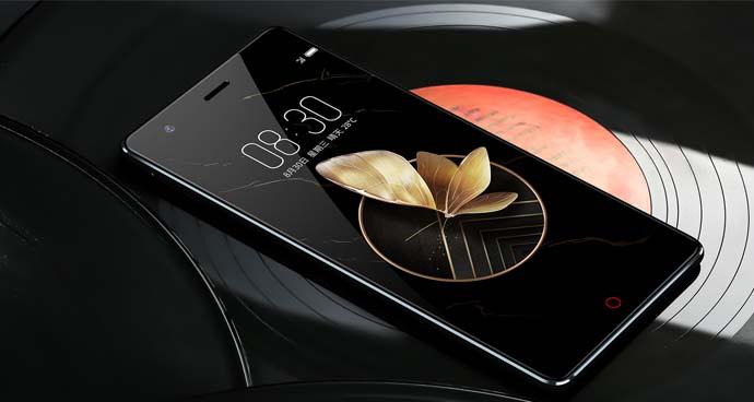 Smartphone ZTE Z17 Lite