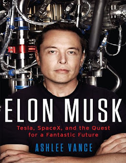 Elon Musk: Tesla, SpaceX, and the Quest for a Fantastic Future pdf free download