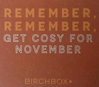 Birchbox November 2014
