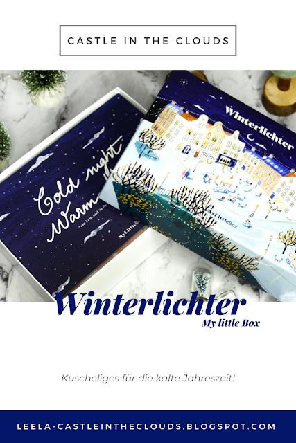 My little Box Winterlichter November 2019 Pinterest