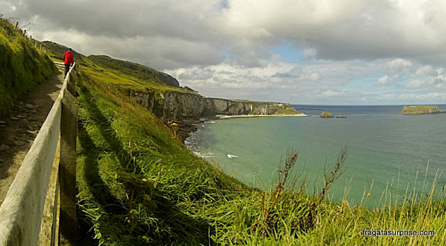 Carrick-a-Rede, Irlanda do Norte