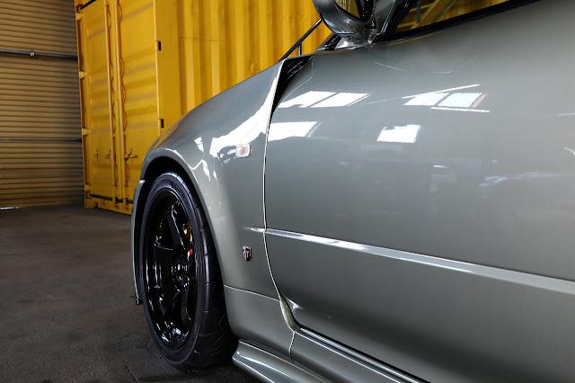 2002 Nissan Skyline GT-R M-Spec Nur for sale at Toprank