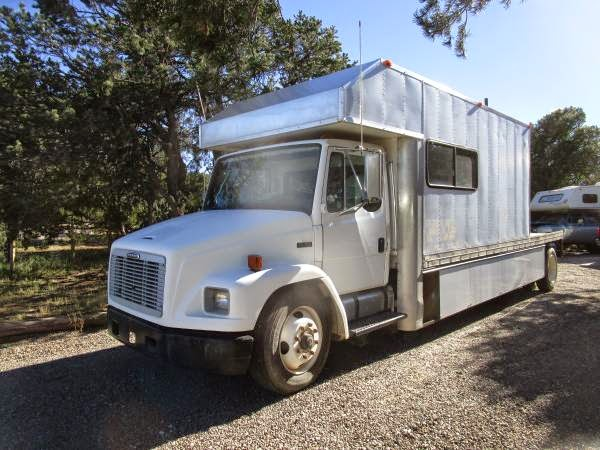 Used Rvs 1999 Freightliner Toter Home Rv For Sale For Sale By Owner