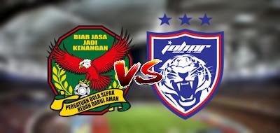 Live Streaming Kedah vs JDT Final Piala Malaysia 2 November 2019