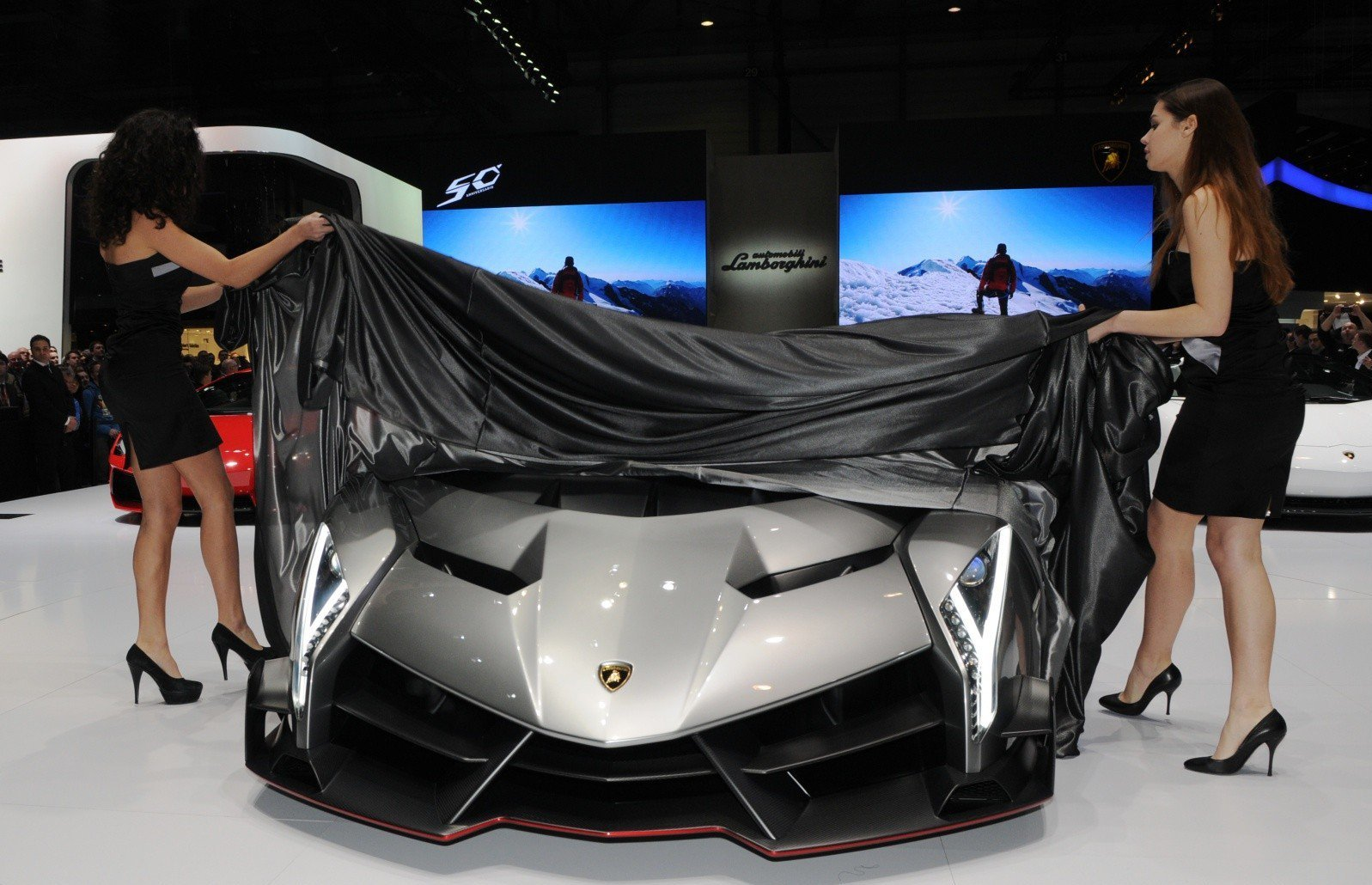 Lamborghini Has Disclosed Itu0027s Speediest And Most Intense Street Auto Ever:  The Veneno. Is The Auto Madly Quick As Well As The It Will Be Fantastically  ...