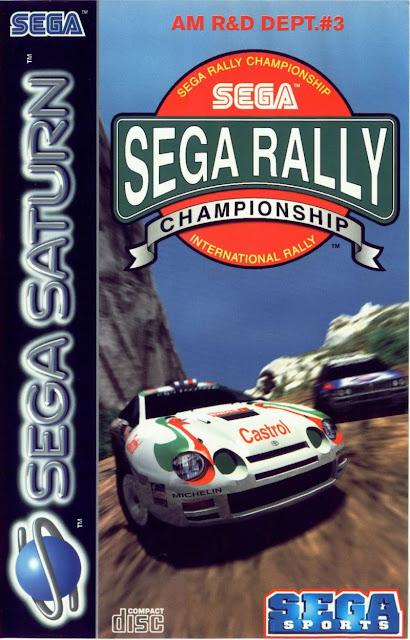 Sega Rally Championship ISO Sega Saturn