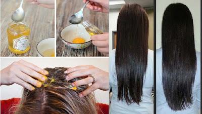 وصفات وخلطات لتطويل وتنعيم الشعر 2020