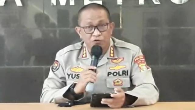 Polisi: Nggak Usah Banyak-banyak yang Jemput Rizieq
