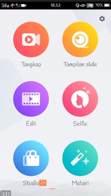 5 Rekomendasi Aplikasi editing Video Vlog di Android