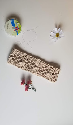 Daisy Headband by Bear Rye
