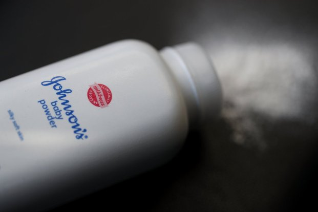 Johnson & Johnson Recalls Baby Powder Due to Presence of Asbestos