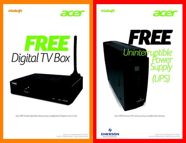 Acer offers a smart and stylish holiday season