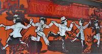 Haymarket Street Art | Mural by Chris Yee