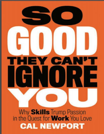 So Good They Can't Ignore You By Cal Newport in Pdf 2021