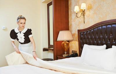 Chức năng của bộ phận buồng phòng trong khách sạn