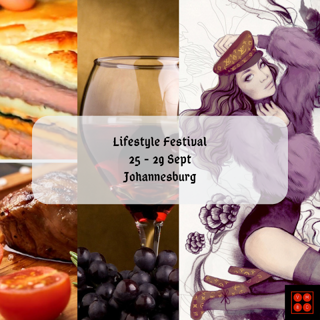 """LIFESTYLE"" ON STEROIDS #TheLifeStyleFest 25-29 September 2019 #SouthAfrica"