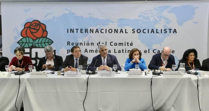 Miguel Vargas en la IS: La educación es fundamental para lograr prosperidad y seguridad