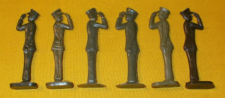 100 Toy Soldiers; 21 Piece Task-Force; Beetle Bailey; Broadway; Comic Book Flats; Cossman & Levine Co.; DC Comics; Each with its Own Base; Fighting Force; Flat Figures; Flats; Flats; GI Flats; Homer House Products; Long Island; Lucky Products; Lucky Products Inc.; Made of Durable Plastic; Marvel Comics; New York; Nosco; Packed in this Footlocker; Plastic Flats; PT Boats; PT-boat; Small Scale World; smallscaleworld.blogspot.com; Uncle Milton;