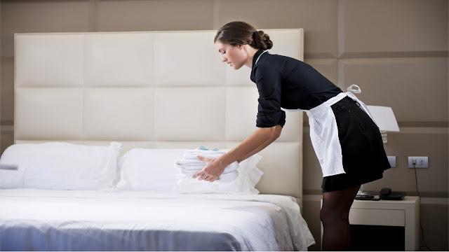 camareira em curitiba