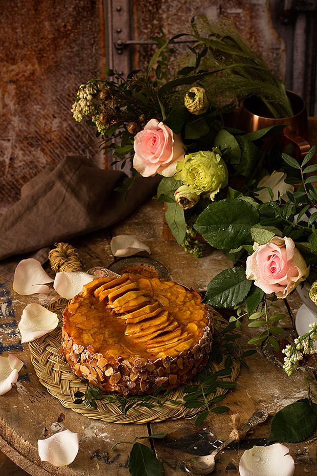Cómo hacer Tarta de Manzana. Receta fácil