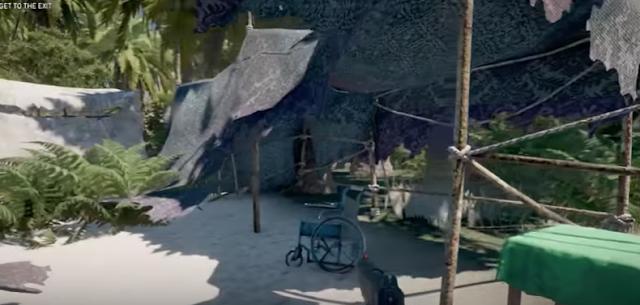 El mapa de LOST es recreado en Far Cry 5