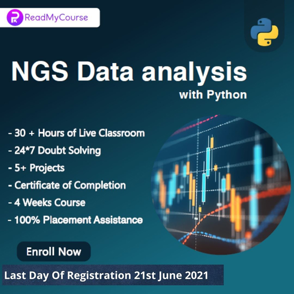 ReadMyCourse Launching  NGS Data Analysis with Python