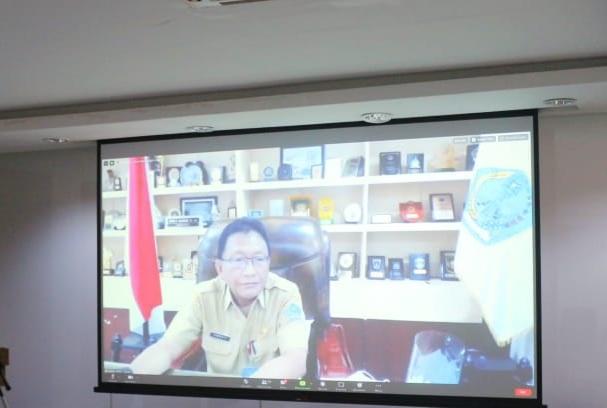 Sekprov Ingatkan PD Dukung Penuh Program Pemprov Sulut
