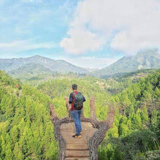 Coban Putri Batu Jawa Timur