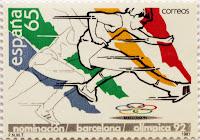 NOMINACIÓN BARCELONA OLÍMPICA 1992