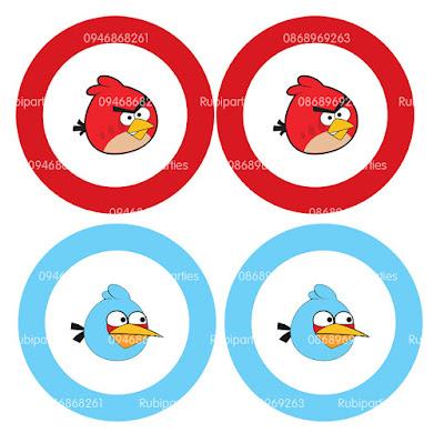 tem cupcake angry birds