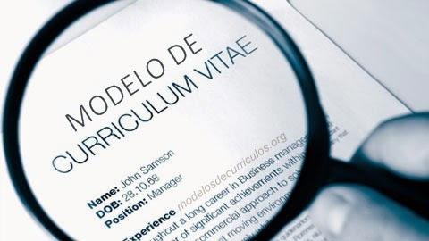 Modelos De Curriculum Vitae