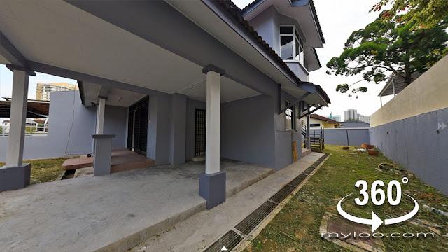 Solok Bukit Jambul Semi Detached Raymond Loo 019-4107321