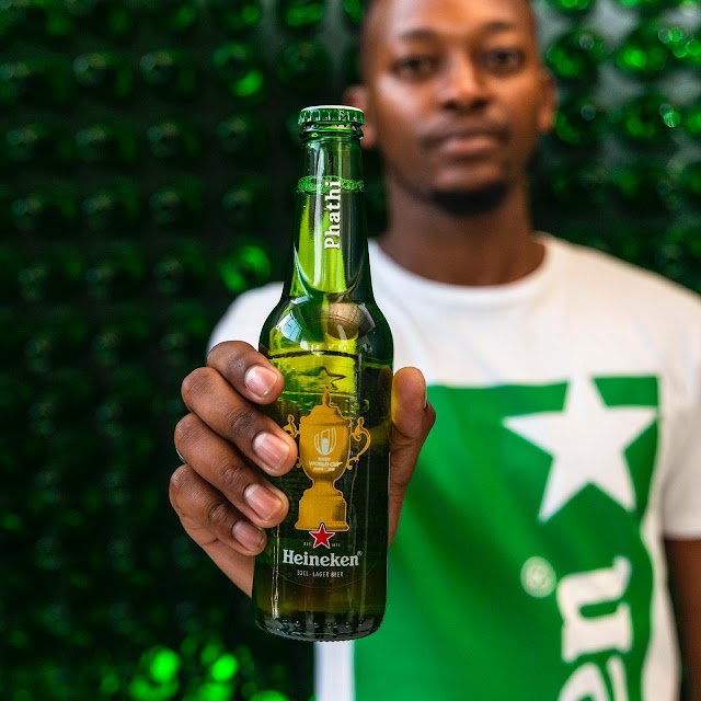 You Don't Need to Know the Rules to Enjoy #RWC2019 @Heineken_SA #TeamHeineken @RosebankTheZone