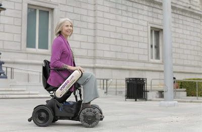 Accessibilité : des fauteuils roulants électriques en libre-service !