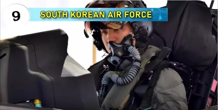 Top 10 Most Powerful Air Forces