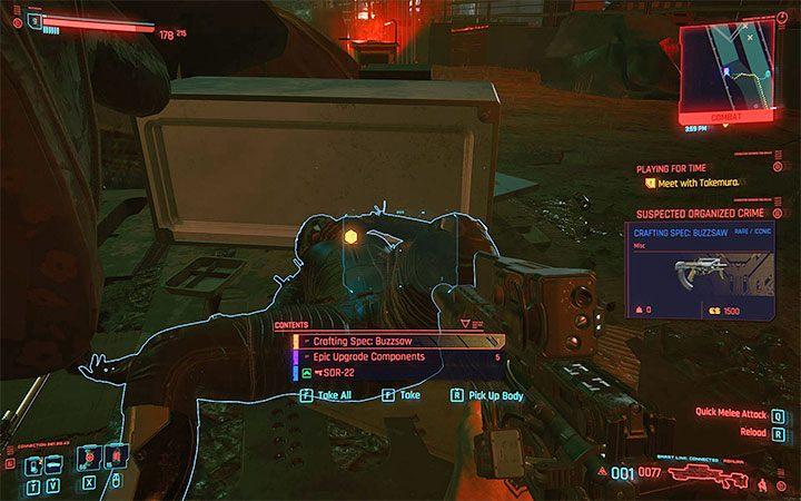 Cyberpunk 2077: Blueprints  Screenshot 1