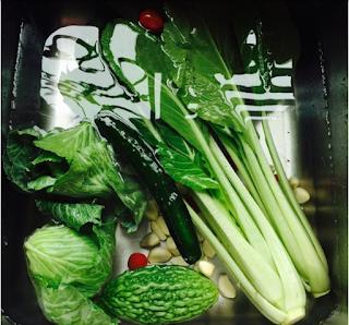 Cara Simpan Sayur Tanpa Peti Sejuk