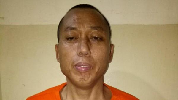 Cai Changpan Napi Kabur dari LP Tangerang Ditemukan  Gantung Diri!