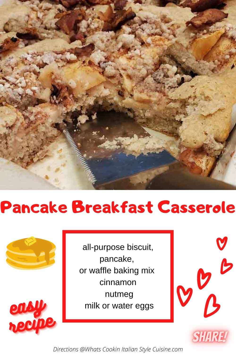 pin for later pancake casserole