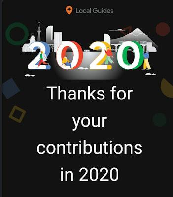 2020 Thanks
