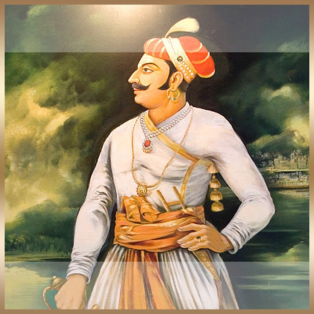 Prithviraj Chauhan, last king of the Chauhan dynasty of Delhi