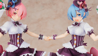 Ram & Rem: Birthday Ver. de Re:Zero.