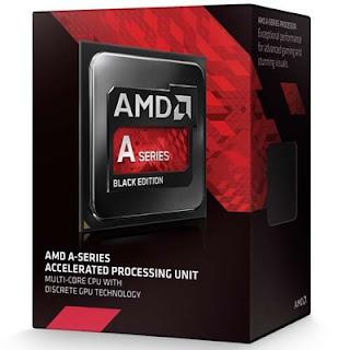 AMD A series merupakan jenis prosesor terbaru yang dirilis oleh AMD