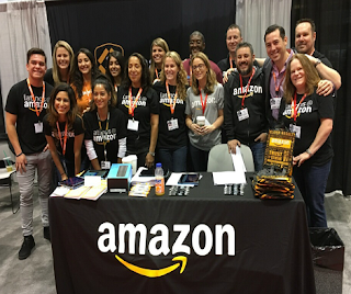 Amazon Mega Walkin Job Event for Freshers On 19th Apr to 28th Apr 2017