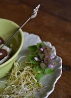 Galettes de champignons façon pancakes salés -ig bas © Popote et Nature