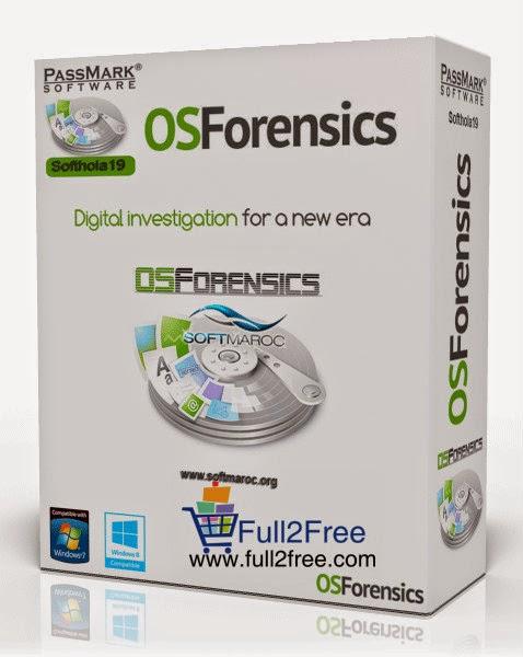 PC Software : OSForensics v3.0.1000 + Crack